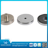 Бак, диск, блок, запирает постоянный магнит керамических/феррита