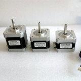 motor y robusteza de la impresora 3D de la nema 17 de 42m m con Ce y la certificación de RoHS