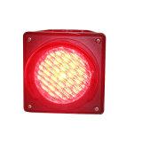 Semaforo personalizzato della decorazione LED dei parcheggi mini 100mm
