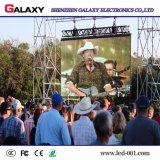 P4/P5/P6 visualización video del alquiler LED/pared/pantalla al aire libre a todo color para la demostración/la etapa/la conferencia/el concierto del surtidor profesional