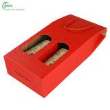 ロゴの印刷(KG-PX072)を用いるカスタムワインのギフト用の箱