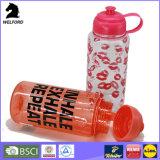 1000ml BPA освобождают бутылку воды спортов пластмассы