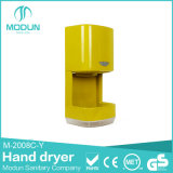 Essiccatore automatico ad alta velocità della mano del getto dell'igiene competitiva personalizzato colore