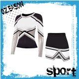 주문을 받아서 만들어진 Cheerleading 운동복 섹시한 Cheerleading 획일한 OEM 서비스 (CL008)