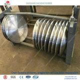 橋のための中国の球形の回転鋼鉄ベアリング