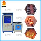 Máquina automática de forjamento a quente de indução de aquecimento com dispositivo de rotação