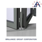 Bi-Fold Aluminiumtür/Bi-Fold Aluminiumtür