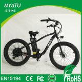bici elettrica di Haibike della montagna 500W con la rotella grassa della gomma