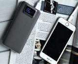 Kundenspezifische Telefon-Aufladeeinheit, die schnell bewegliche Energien-Bank mit LCD auflädt