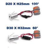 2W 12V 24V Minibirnen-Schrank-Licht PFEILER LED Lampe