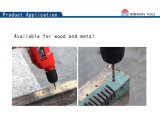 Цыпленок Собственн-Замка сверла шнура електричюеских инструментов электрического сверлильного аппарата (GBK-350-2TRE)