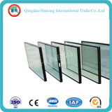 prix en verre isolé double par glace de mur de 6mm+12A+6mm