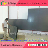 P6mm Installation couleur intégrale couleur fixe LED Sign / LED Display Board