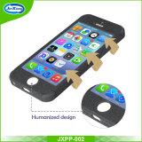 Het Populaire Punt van de Prijs van de fabriek Geval van de Telefoon van de Cel van de Dekking van 360 Graad het Volledige voor iPhone 5