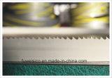 лезвие ленточнопильного станка вырезывания древесины 20X0.7mm