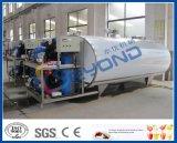 el tanque de enfriamiento vertical de enfriamiento horizontal de enfriamiento del enfriamiento de la leche del tanque del tanque del tanque