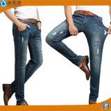 卸し売り人の方法ジーンズのデニムの伸張の綿のジーンズ