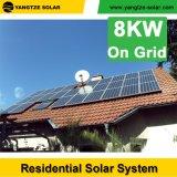 Sistema domestico 5kw di illuminazione solare facile dell'installazione