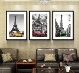 Stampe calde di arte della tela di canapa della decorazione della mobilia di vendita