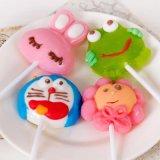 カートンのおもちゃの堅いロリポップのお菓子屋キャンデーの砂糖