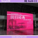 Écran de location d'Afficheur LED d'étape visuelle de la performance P4.81 pour la publicité