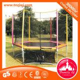 Kleinkind-Trampoline-Park-Spielplatz-springendes Bett mit Schwamm