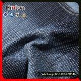 Tissu à manches courtes à manches courtes à haute stretch Jean