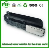 Downtubeのタイプ上のブランドのセルが付いている高品質48V13ahのリチウム電池のEバイク電池