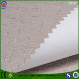 Tissu imperméable à l'eau de rideau en arrêt total de franc de tissu de polyester tissé par textile à la maison pour le guichet