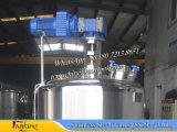 Tanque de mistura de mistura do aço inoxidável do tanque do vácuo com agitador da escora