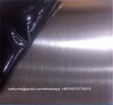Почищенные щеткой No4 листы и плиты нержавеющей стали AISI430