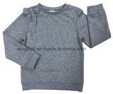 Обыкновенный толком пуловер для девушки с Lurex в ткани