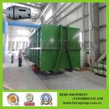 7FT de groene Standaard Tijdelijke Bak van de Lift van de Haak van het Staal