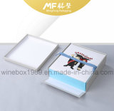 MDF 서류상 간단한 장방형 전자 포장 전시 상자