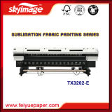 Imprimante de sublimation grand format Oric de 3,2 m avec tête d'impression Double Dx-5
