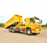 10m3 의 18m3 훅 팔 쓰레기 트럭, 훅 상승 쓰레기 트럭
