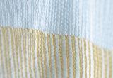 OEM 주문품 수를 놓은 패턴 둥글 목 형식 여자 t-셔츠