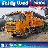 Vente en gros 6X4 occasion Shacman F3000 Dump Truck Dump Truck de