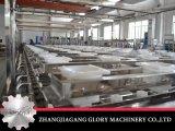 A produção de enchimento engarrafada da água bebendo faz à máquina 5 galões de água engarrafada