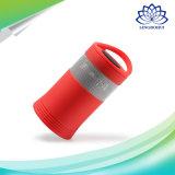 K15 eingebauter bunter LED heller Endverstärker mini beweglicher Bluetooth Lautsprecher mit Haken
