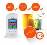 Moniteur/Senor de la qualité de l'air Hcho/Tvoc/Pm2.5/Pm10 6 in-1