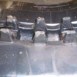 Emparejamiento de goma de la pista del alimentador de granja 450*90*60 para calificar Brigestone