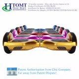 6.5 дюйма розовое Bluetooth Hoverboard с франтовской конструкцией Hoverboard Lamborghini