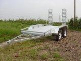 De Aanhangwagen van de Lading van het nut voor Spoor Traile