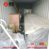 La última tecnología de cerámica de la membrana, prensa de filtro redonda de la arcilla de la placa para la filtración de cerámica/del caolín
