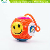 Light-up Flashing Sounding Spiky Puffer Massageando brinquedos de bola Yo-Yo