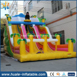 Diapositiva de agua inflable al por mayor para el parque de atracciones, deporte de agua Inflatables para la venta