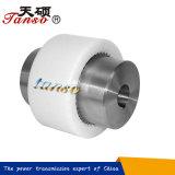 Acoplamento de nylon flexível da engrenagem do cilindro de Tgl para a maquinaria resistente