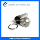 Titanium CNC die Delen met Uitstekende kwaliteit machinaal bewerken