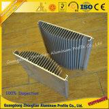 Aluminiumprofil-Aluminium-Kühlkörper der lieferanten-6063 des Strangpresßling-T5